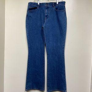 Lauren Jeans Ralph Lauren Classic Bootcut  Md Wash